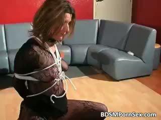 brunetka, bdsm, fetysz