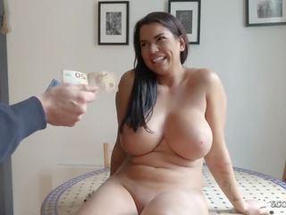 Big Saggy Hanging Tits