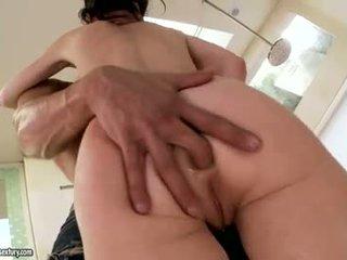 klocka oralsex bra, deep throat, vaginal sex ta