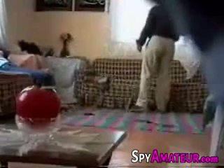 Arabic дівчина трахкав жорсткий по сусід