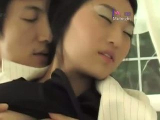 Korealainen roommate seksi (not amatööri)