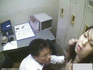 Japanese Voyeur spycam Hidden Camera Sexual Office Sex Reality bj Oral asian Amateur