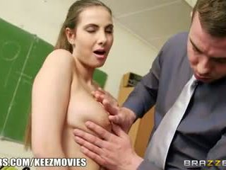 Brazzers - Connie Carter gets fucked i...