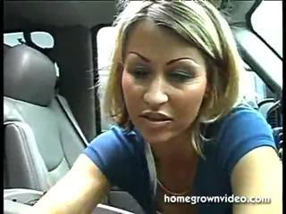 Parking menge blowjob