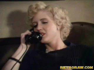 คลาสสิค telephone โป๊