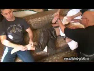 Sommeil alcoolisée blonde vidéo