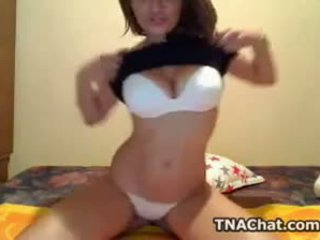 Turkish Girl Doing A Striptease
