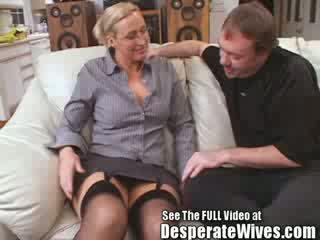 Joey lynn õpetaja gets schooled sisse a prostituut koolitus klass