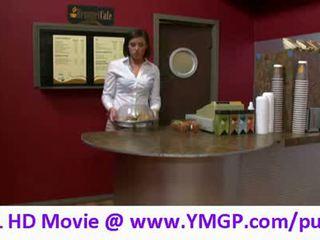 Brooke lee adams jako the cashier