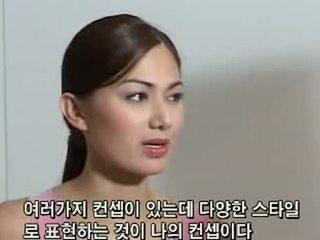 japonais, adolescence, fille solo