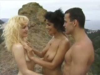 Les randonneuses: 무료 하드 코어 포르노를 비디오 b3