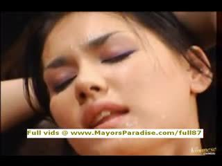 Maria ozawa at yuki osawa smart toying at having orgasmo