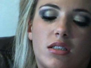 Sophia Knighttakes her panties off