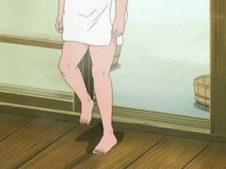 Crossover animasi pornografi naruto dan bulma