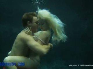 Whitney Taylor - Underwater sex