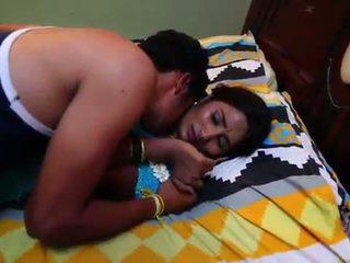 Warga india suri rumah percintaan dengan newly berkahwin bachelor - midnight masala filem -