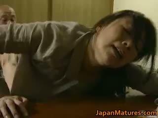 जपानीस मिल्फ has क्रेज़ी सेक्स फ्री jav part1