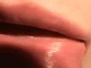 Hjemmelagd sæd i munn