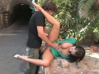 hardcore sex, follar duro, sexo al aire libre
