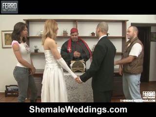 Alessandra tony shemale ślub seks