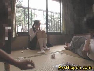 японски, assfucking, anal sex