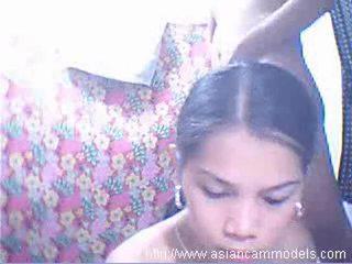 Filipina cam ragazza - solo azione 0060