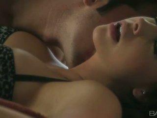 黑妞 滿, 熱 性交性愛 最, 您 口交 大