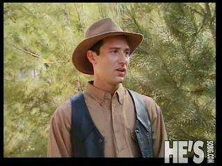 Munn adams fucks mõned kuum cowboy perse