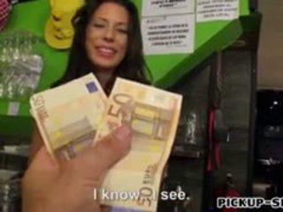 Eng bar crew alexa tomas gefickt mit kunde für geld