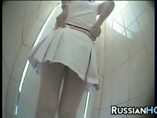 Rejtett vécé camera