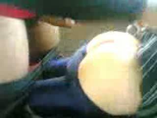 Arab dospívající fucked v auto po školní video