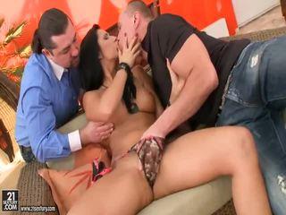 hardcore sex, double penetration, group sex