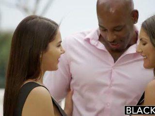Blacked august ames at valentina nappi ibahagi bbc