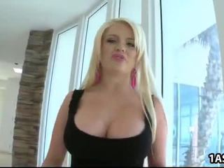 Pechugona alexis ford loves anal