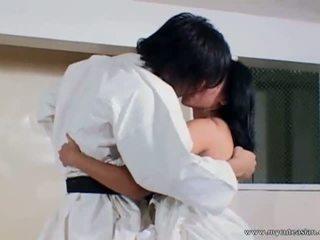 Filipina gutaran jelep fucked hard after karate