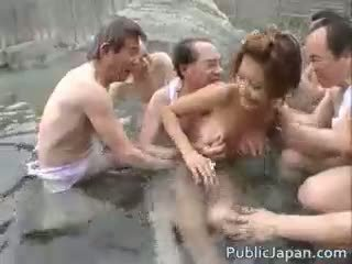ιαπωνικά πιο hot, πιο hot παρτούζα παρακολουθείστε, φρέσκο ηδονοβλεψίας