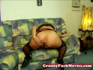 Dirty Old Granny Elisa