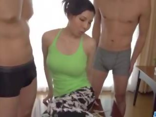 hard fuck, japanese, group sex