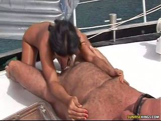 SusAna Abril Is A Real Slut That Loves Hard Cock