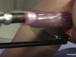 sex-spielzeug, brünetten, pornostar