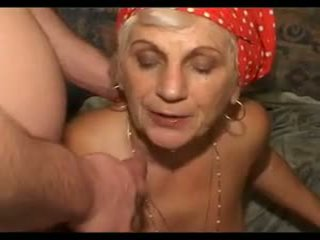 Granny Loves Cock: Granny Cock Porn Video fa