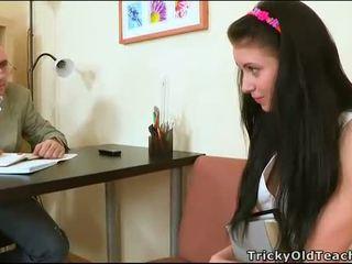 Čutno tutoring s učitelj