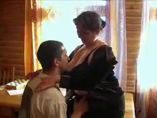 Mature Granny Horny for the Cock