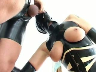 Latex pussy pump and more.
