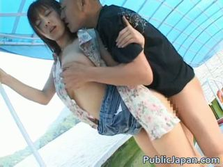 Blowjob Asian Public Street