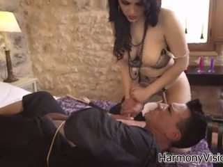 brunette, oral sex