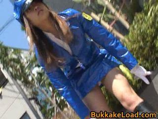 Asuka Sawaguchi Glamorous Oriental Actress