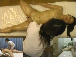 Aziatisch verborgen massage