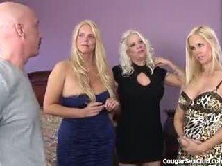 grupinis seksas, puma, mergina merginos