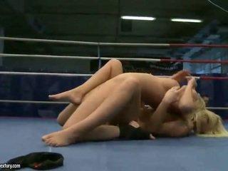 more lesbian all, full lesbian fight great, hq muffdiving fun